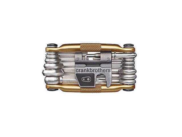 Crankbrothers Multi-19 Multitool gold